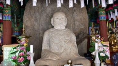 益山 石仏寺