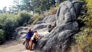 慶州南山仏谷磨崖如來坐像