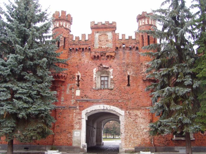 Das Festungstor