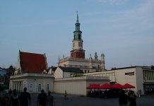 Alt und Neu am Alten Markt in Poznan