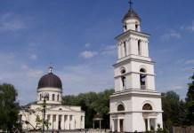 Der kleine, aber schöne Dom von Chisinau