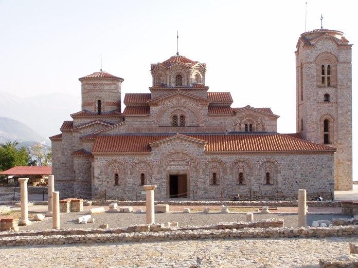 Die frisch restaurierte Sv. Pantelejmon