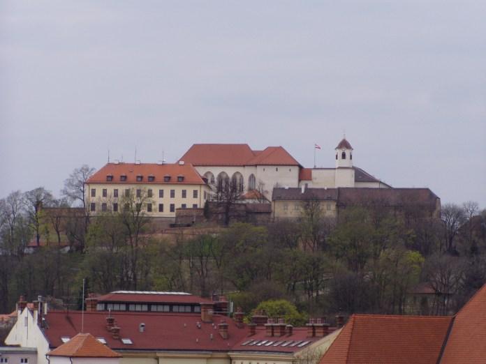 Die grandiose Festung Spielberg