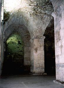 Split: Im Diokletian-Palast