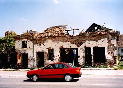 Vukovar: Alltag im Wahnsinn