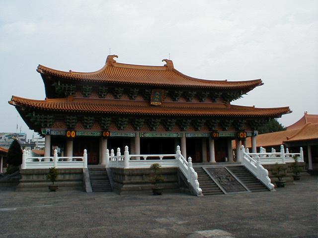 Konfuzius-Tempel in Taichung