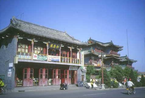 Altstadt von Kaifeng