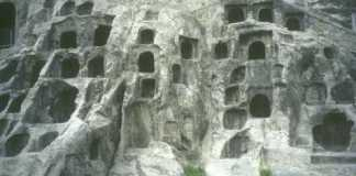 Luoyang: Die Grotten von Nahem