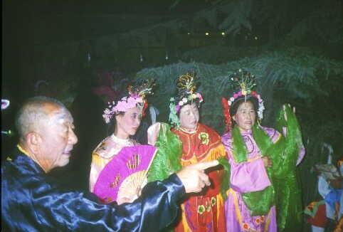 Peking: Familienfest