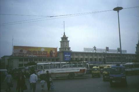 Bahnhof von Taiyuan