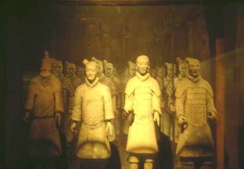 Xian: Tonkrieger