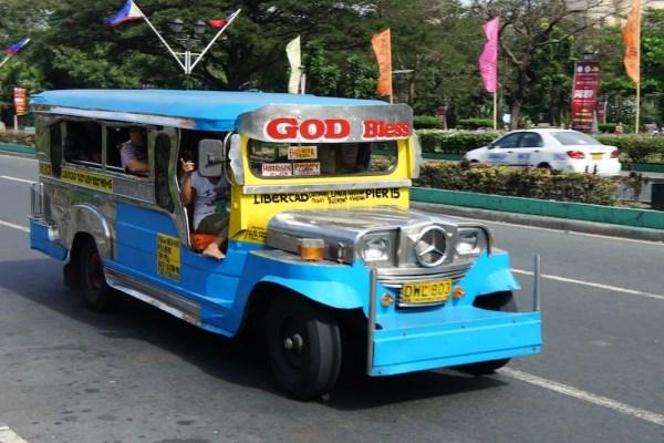Noch sind sie überall: Jeepneys