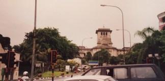 Im Zentrum von Johor Bahru