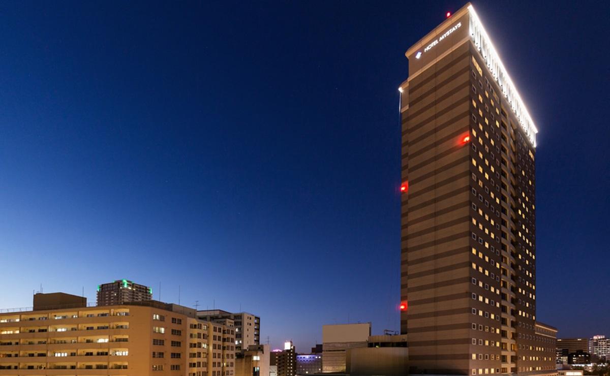 ホテルマイステイズプレミア札幌パーク 写真1