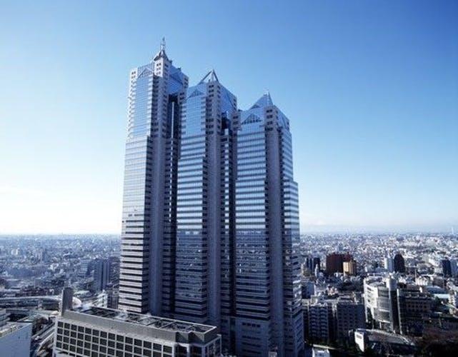 パーク ハイアット 東京  39階から52階に位置する! 写真1