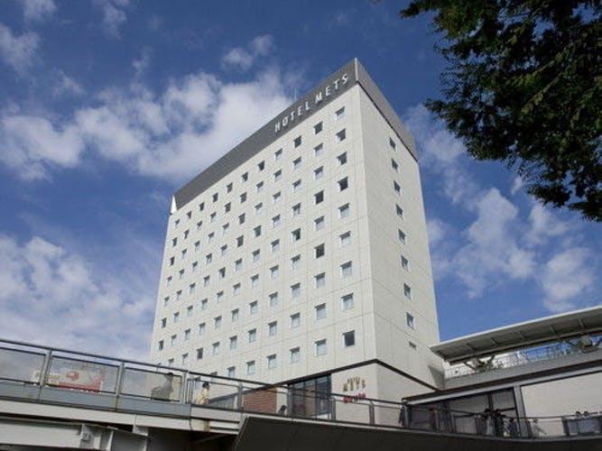 JR東日本ホテルメッツ 立川  JR立川駅南口直結! 写真1