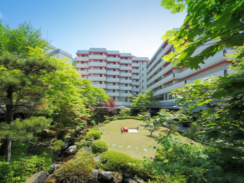 鬼怒川グランドホテル 夢の季 写真1