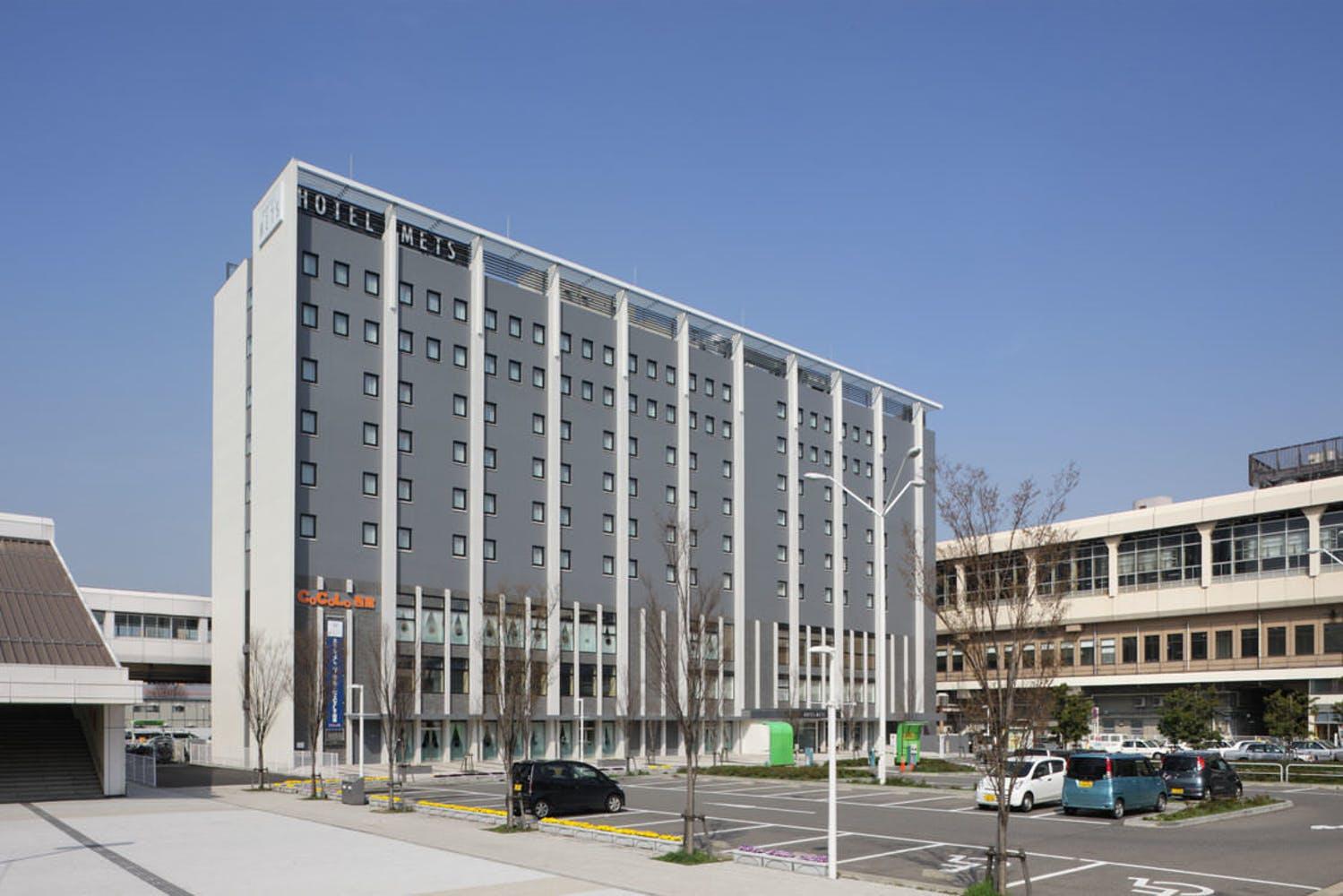 JR東日本ホテルメッツ 新潟 写真1