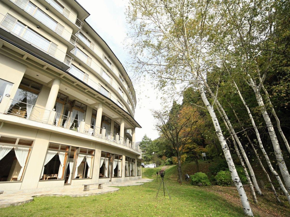 蔵王四季のホテル 写真1