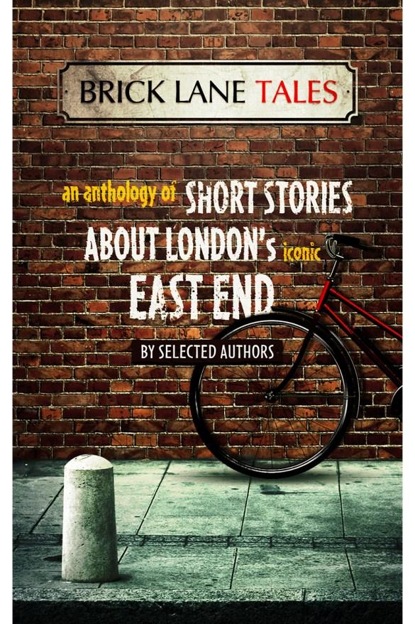 Book cover Brick Lane Tales