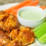 Baked Classic Hot Wings
