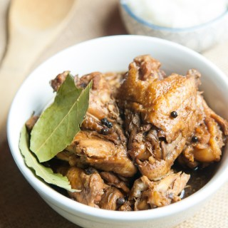 One Pot Chicken Adobo
