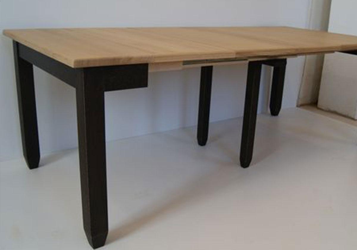 table en bois massif des tables