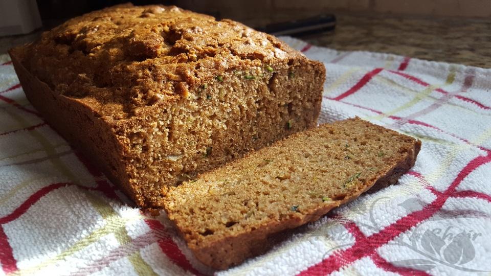 Apple Zucchini Breakfast Bread
