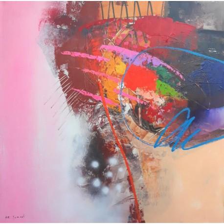 tableau contemporain moderne et design