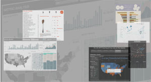 Tableau Dashboards Executive dashboards metrics