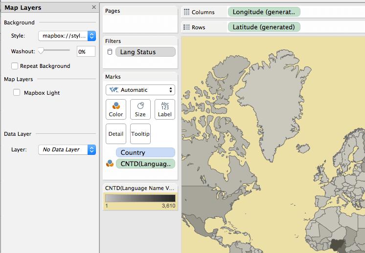 Beautiful Minimalistic Maps – TableauFit