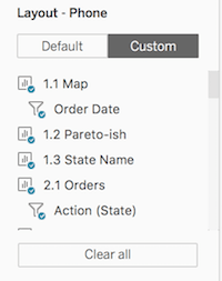 Device Designer, Tableau Mobile and Users – Considerations for the