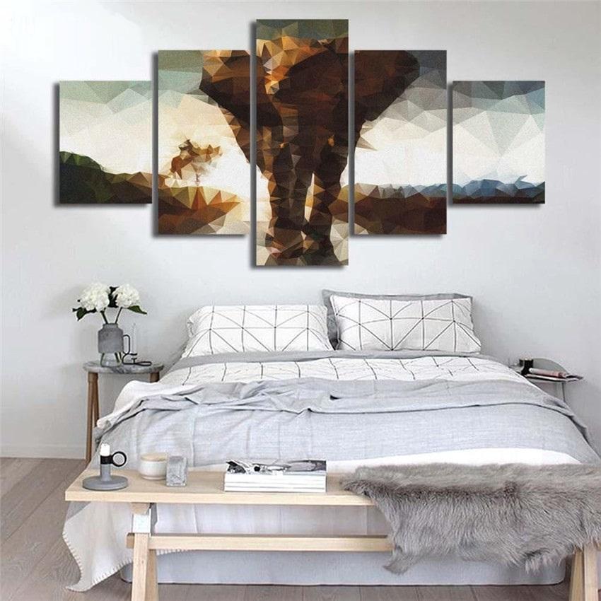 tableaux pour chambre d adulte