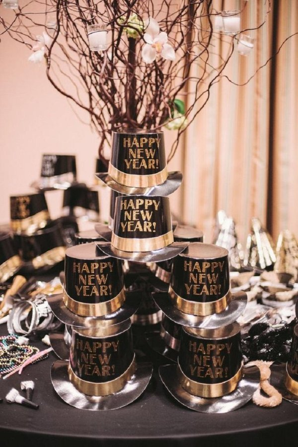 30 DIY New Year Table Decoration Ideas | Table Decorating ...