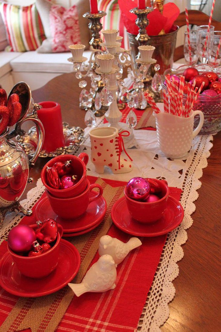 Christmas Table Royalty Free Stock Photography Image