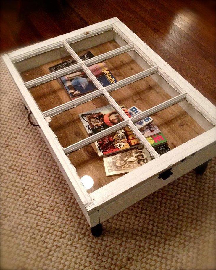 33 antique diy coffee table ideas