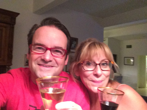 Empty Nester Tom and Andrea Tabler