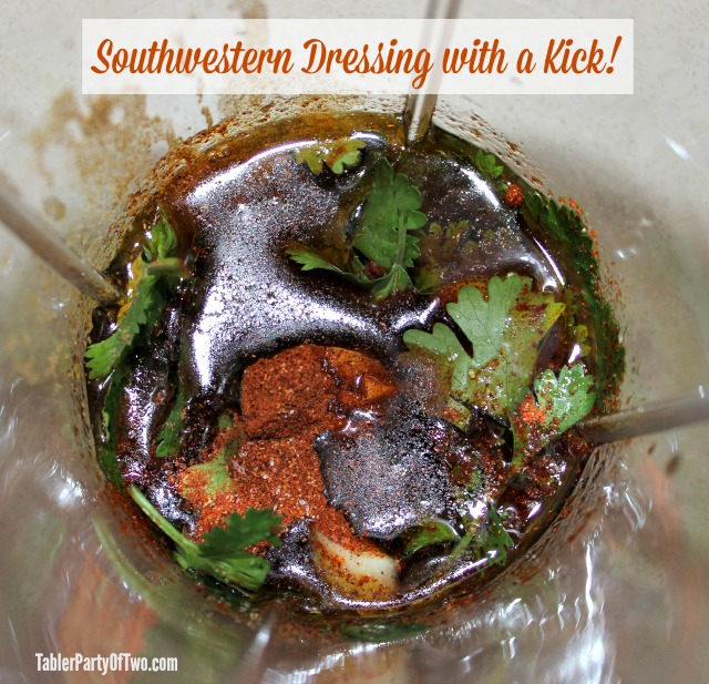 Southwestern Chopped Salad Dressing