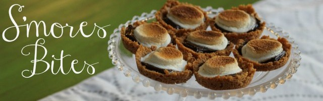 S'mores Bites – Betcha Can't Eat Just One!