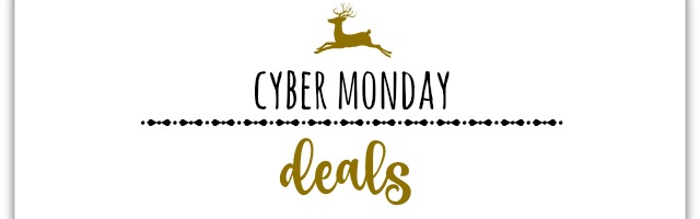 Don't-Miss Cyber Monday Deals