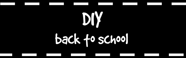 DIY Back to School on Sunday Features {89}