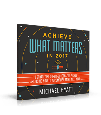 Achieve what matters in 2017!