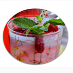Skinny Raspberry Vodka Mojito Thumbnail