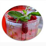 Skinny Raspberry Vodka Mojito Thumbnail