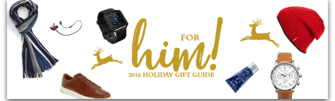 The Ultimate Holiday Gift Guide for Him