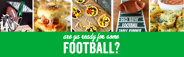 Are You Ready for Some Football? and Sunday Features {112}