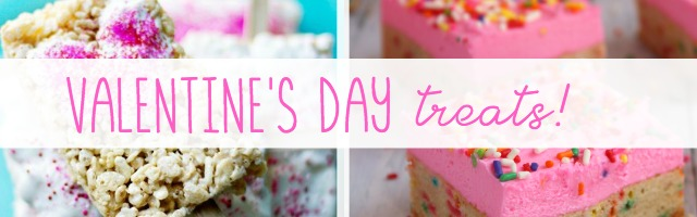 Valentine's Day Treats and Sunday Features {114}