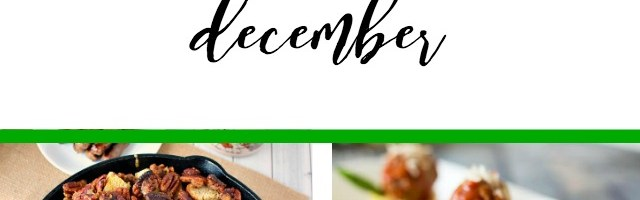 Best of December at Sunday Features {156}