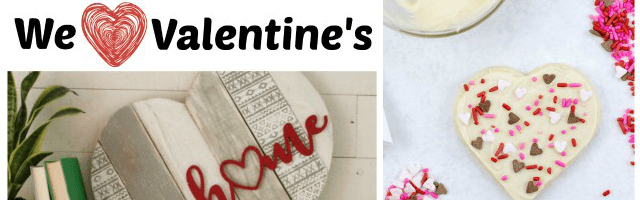 We Heart Valentine's and Sunday Features {163}