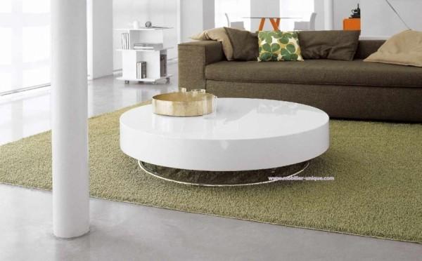 tables basses design pour salon pas cher